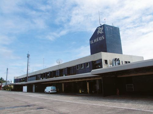 aeroporto jorge amado Aeroporto Jorge Amado   Ilhéus Bahia