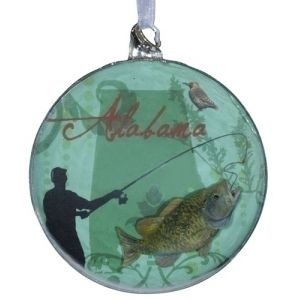 From the 50 State Holiday Ornament CollectionItem ...