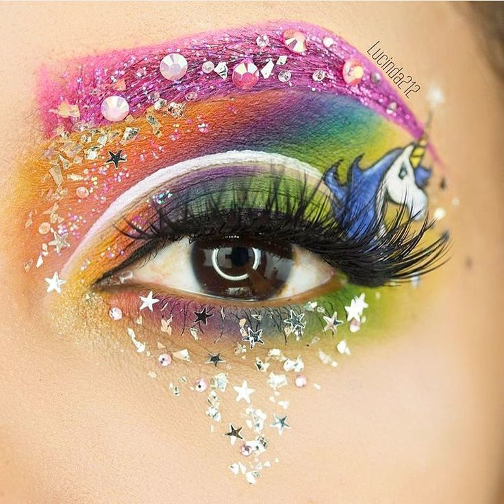 #unicornmakeup • Instagram photos and videos
