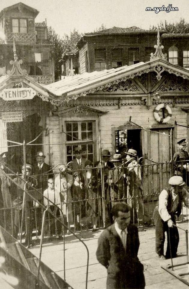 YeniKöy İskelesi, 1930'lar