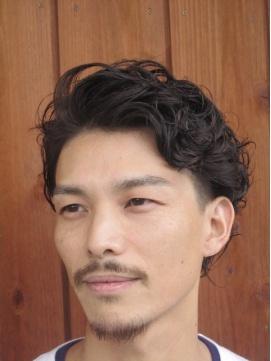 ヘアワークスボナ HAIR WORKS bonaデザインパーマスタイル