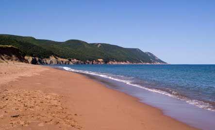 Cabots Landing Provincial Park, Cape Breton Island, Nova Scotia, Canada.........what a beautiful country I live in!!