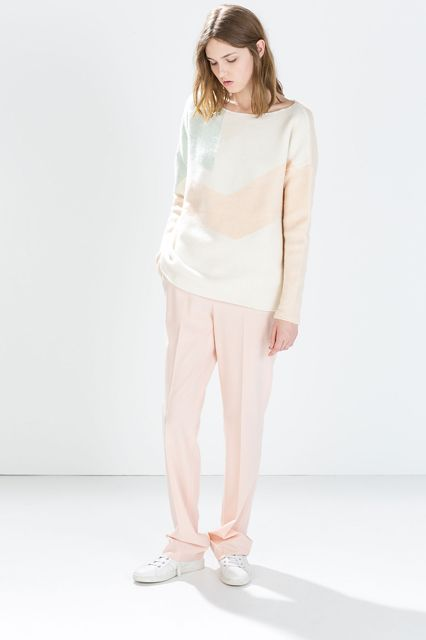 Zara's Latest Collection Is All We Need This Fall #refinery29  http://www.refinery29.com/best-zara-clothes-fall-2014#slide3