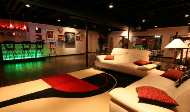 Party room | Man cave, Best man caves, Man cave home bar