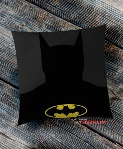 Batman Dark Shadow pillow case, Custom Pillow case, Square Rectangle pillows case