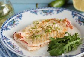 Жареные кальмары, рецепт с фото очень вкусный