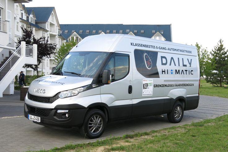 """#Iveco Daily è il nuovo Best KEP Transporter: lo avevamo adocchiato per il nostro #FuoridiTest """"The Chase"""""""