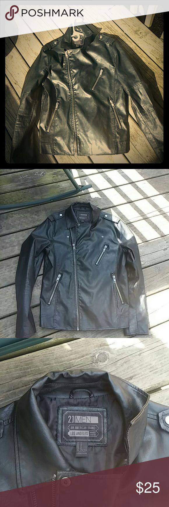 21Men Jacket SZ M CN 170/101A 21men Jackets & Coats