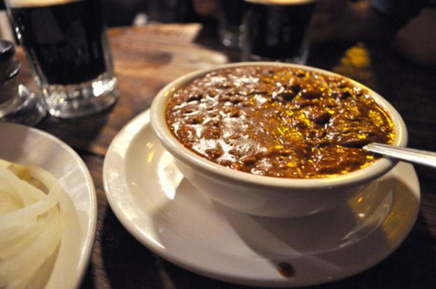 Bar Eats: McSorley's Old Ale House