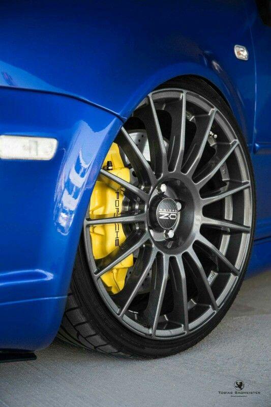R32 Big Brakes