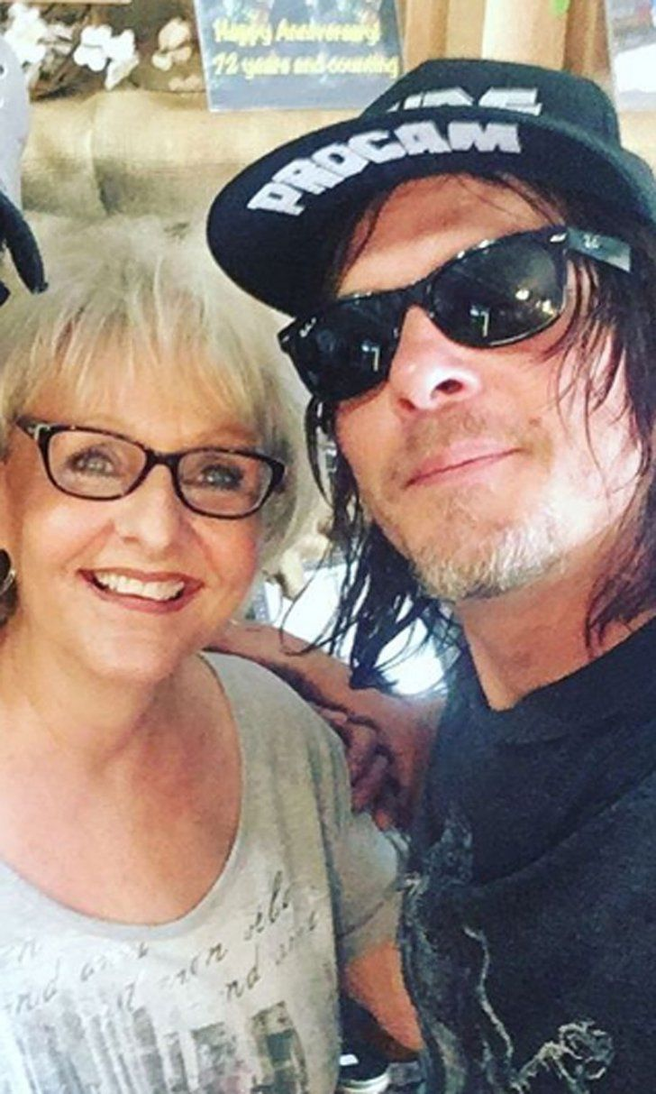 26 Times Norman Reedus Proved He Was Surprisingly Adorable