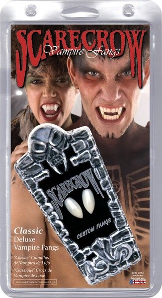 Simply the finest, most realistic custom fit fangs on the market today. Vampfangs offers the best selection of Scarecrow fangs and unbeatable prices.