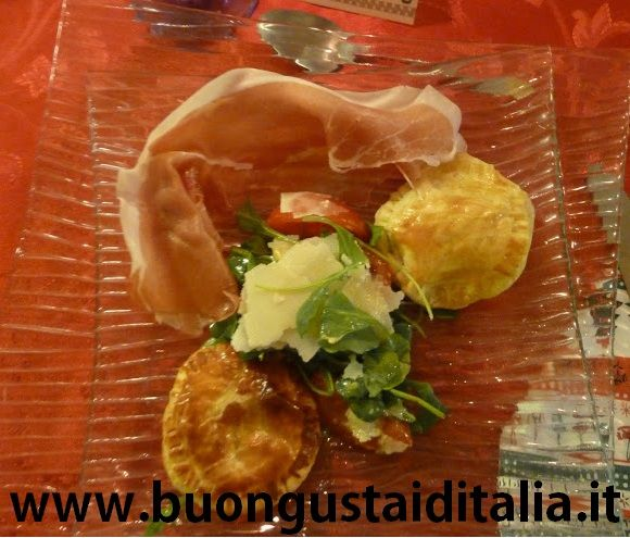 Antipasto Italiano #Parmigiano #Rucola #Prosciuttocrudo #Frittelle #italianfood