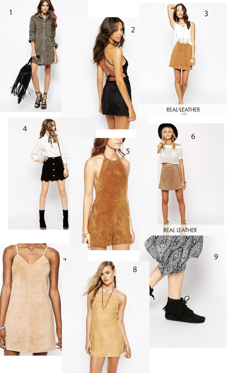 Emiily: 9 suede items for fall