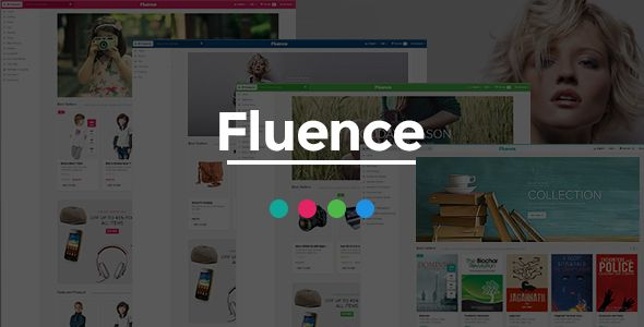 Fluence - Multipurpose WooCommerce Theme