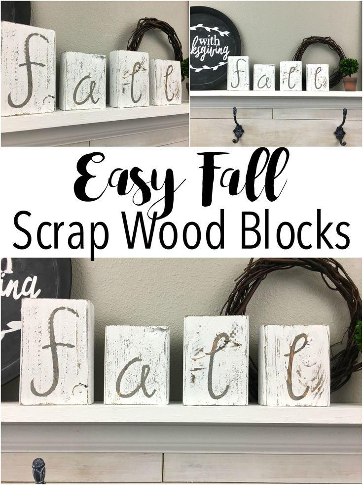 171 best block sets images on pinterest wood crafts for Large wooden blocks for crafts