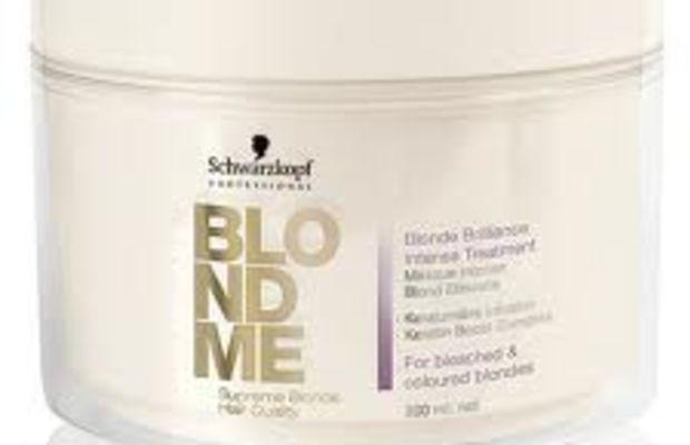 Schwarzkopf-BLONDME-маска для волос