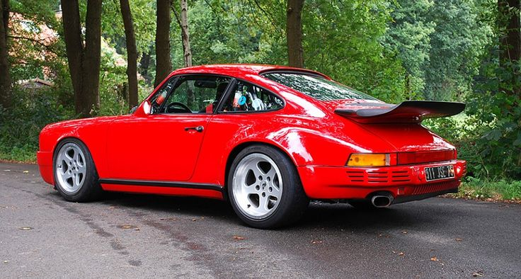 'Tuning' cars can often be a little hit-and-miss, although 1987 saw German specialist RUF create a car that not only honoured its roots, but also punched well above its weight. Based on a Carrera 3.2, the CTR1 (better known as Yellowbird, partially because of the 'chirping' sound its blow-off valve produced) took the fight to the Ferrari Testarossa and Lamborghini Countach – and even the Ferrari F40 and Porsche 959 – and won. Its top speed of 211mph (unofficially) made the special G-series…