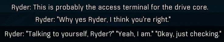 Ryder is a giant awkward nerd and I love her