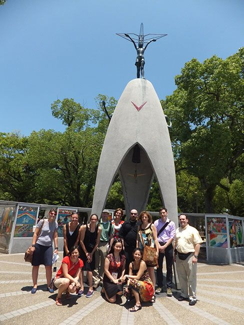 Educators' Study Tour: For Educators: Education & Family: Programs:mapmystudy.com