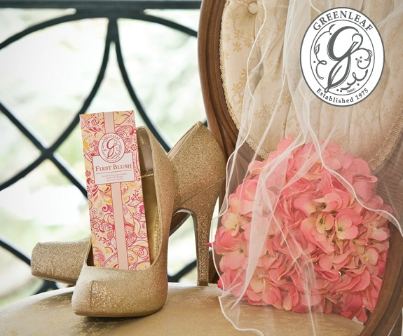 First Blush is a graceful and serene fragrance, perfect for the bride on her wedding day.