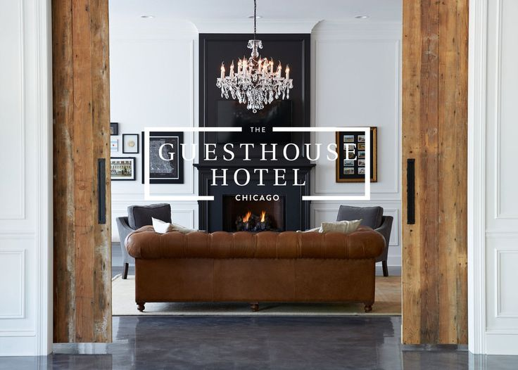 The Guesthouse Hotel, Chicago - gorgeous suites and services 'Live like a local'