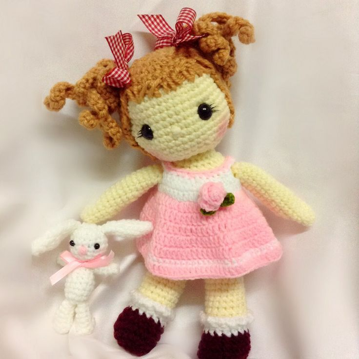 Amigurumi Hair Styles : The 91 best images about Amigurumi Doll Hair & Others on ...