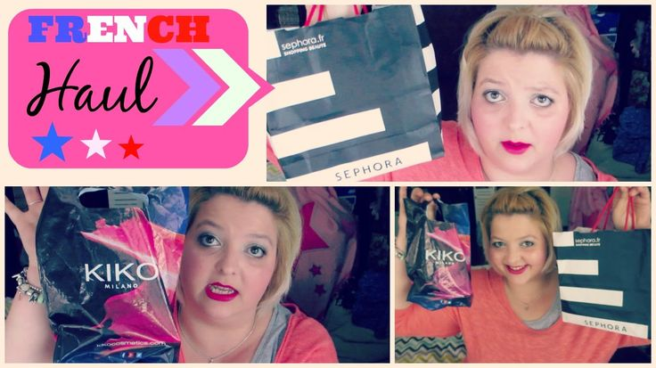 ☆ French Haul | Sephora, Kiko, H&M & Duty Free + GIVEAWAY ☆