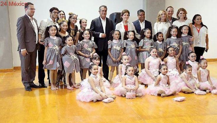Abre en Monterrey el Centro Cultural Rosa de los Vientos