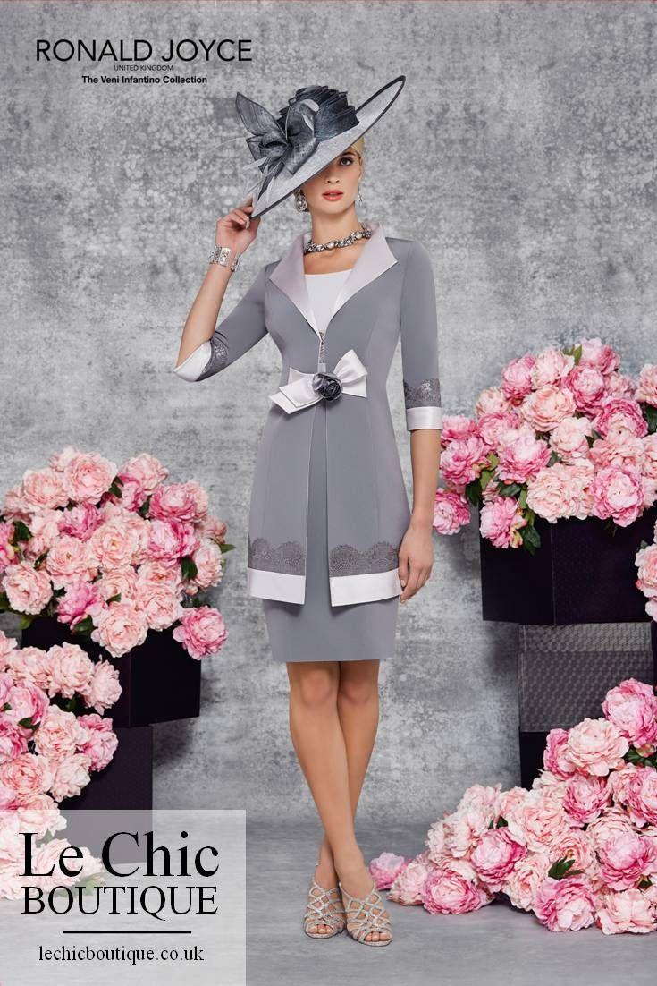 New autumn 2016 designer collections arriving! - Le Chic Boutique - ..Ronald Joyce by Veni Infantino, style 991009P