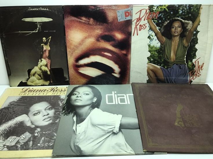 Diana Ross LP, Vinyl Record, Album Lot Lady Sings the Blues + Greatest Hits +++ stores.ebay.com/capcollectibles