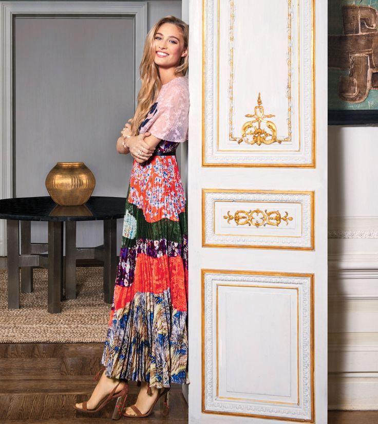 so down to earth!!!! Real Girl Royal: Beatrice Borromeo Opens Up About Her Style and Life in Monaco