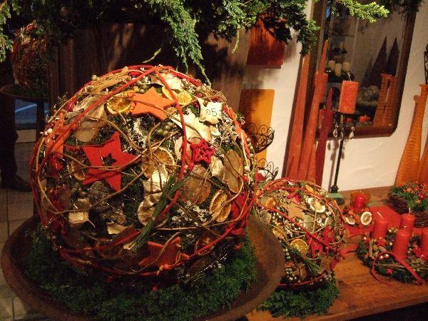 Blumenladen Göppingen | Blumenfachgeschäft Laichingen - Adventsdekoration Göppingen Adsventsausstellung