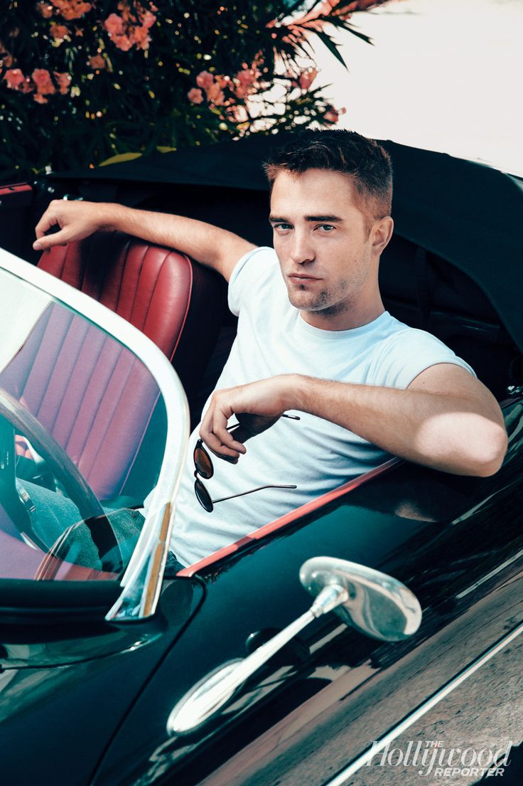 Robert Pattinson: Exclusive Portraits of the 'Rover' Star (Photos)