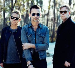 Review: Depeche Mode at Cynthia Woods Mitchell Pavilion | Smells Like Infinite Sadness