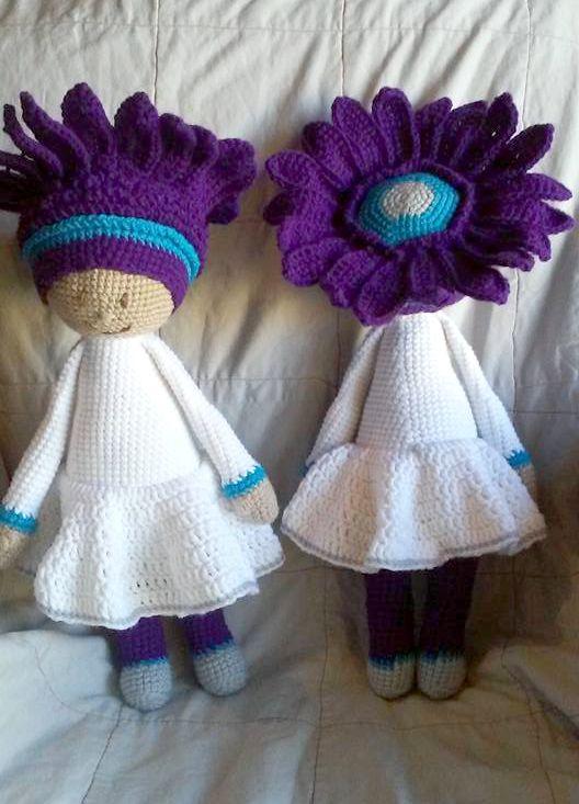 Zabbez Crochet Patterns : ... modification for wedding made by Ashley R - crochet pattern by Zabbez