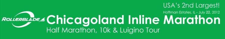 Chicagoland Inline Marathon, I've always wanted to do one.