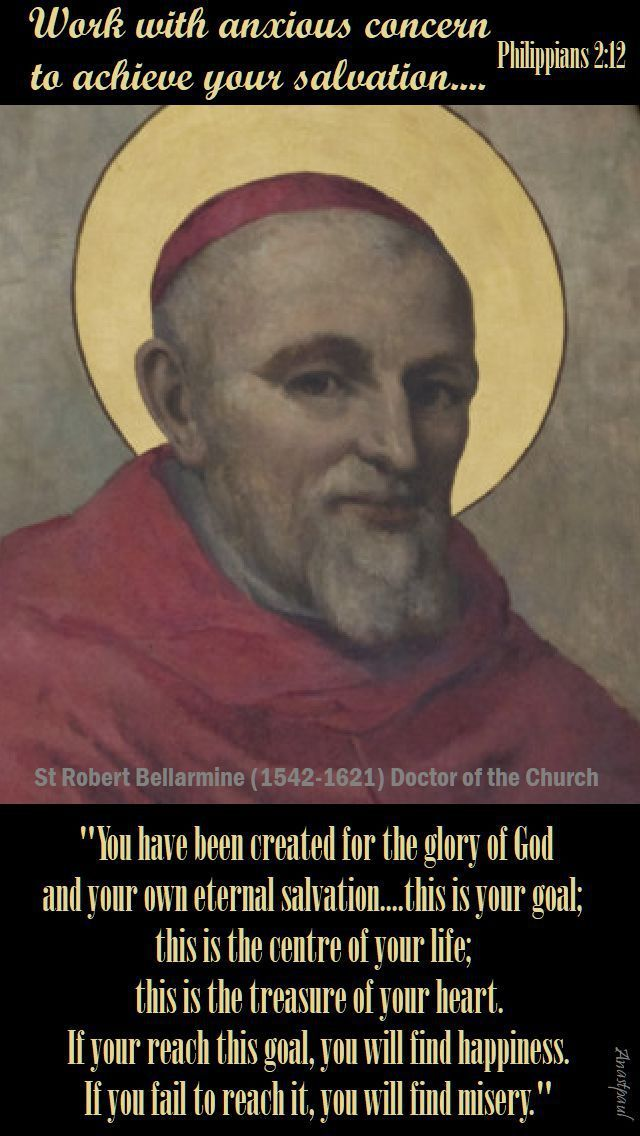 """One Minute Reflection – 25 February 2018 – Second Sunday of Lent, Year B and the Memorial of Blessed Maria Adeodata Pisani (1806-1855) Work with anxious concern to achieve your salvation….Philippians 2:12 REFLECTION – """"You have been created for the glory of God and your own eternal salvation….this is your goal;....#mypic"""