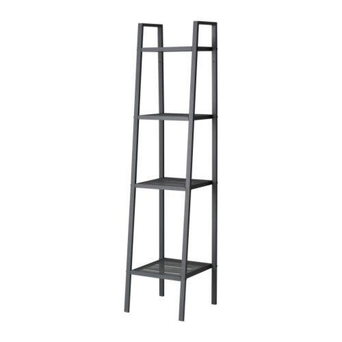 LERBERG Estante - cinz esc - IKEA