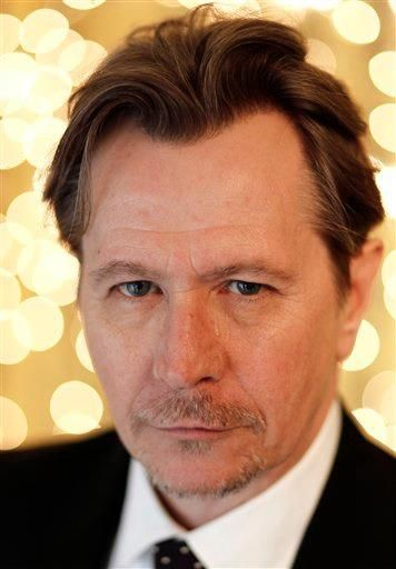Gary Oldman - head canon for William Billings