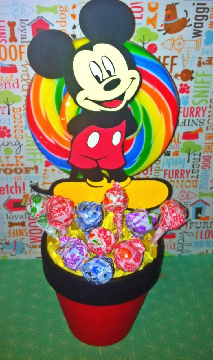 Mickey Mouse Candy table Birthday Party Decoration (medium)...
