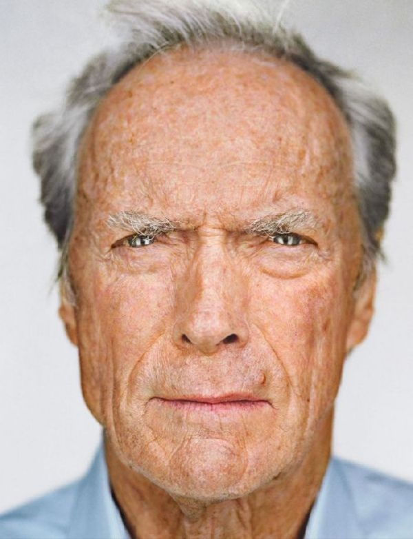 Clint Eastwood by Martin Schoeller: This Man, Faces, Masks, Martin Schoeller, Clinteastwood, People, Celebrity Portraits, Photography, Clint Eastwood