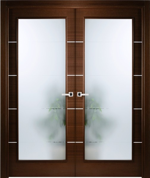 1000 images about contemporary doors on pinterest Modern frosted glass interior doors