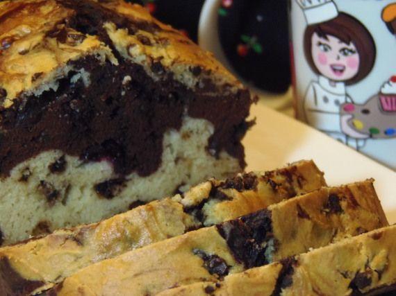Chocolate Chip And Cherry Pound Cake Recipe
