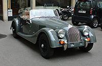automobiles Morgan, occasions Morgan France,  événements Morgan France