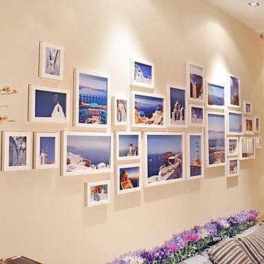 Oltre 25 fantastiche idee su cornici da parete collage su for Cornici grandi dimensioni