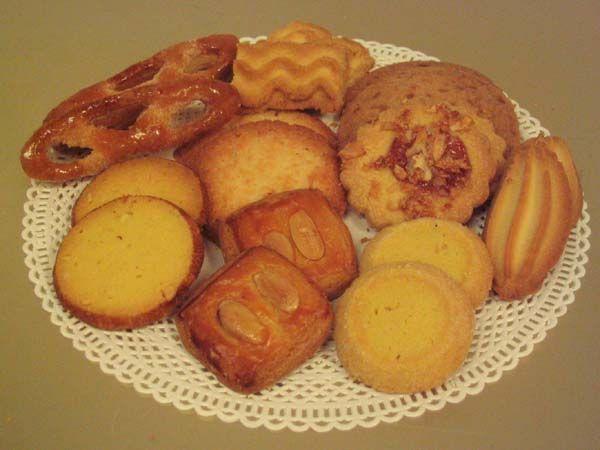 deze koekjes komen op de tafel