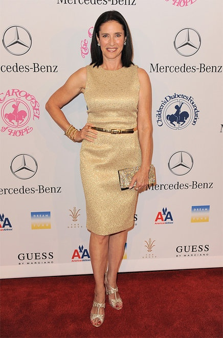 Mimi Rogers-The Carousel Of Hope - Arrivals  Glitz  Glam -7646
