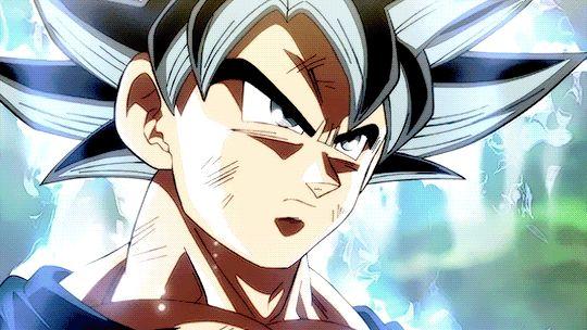 Ultra Instinct Goku.