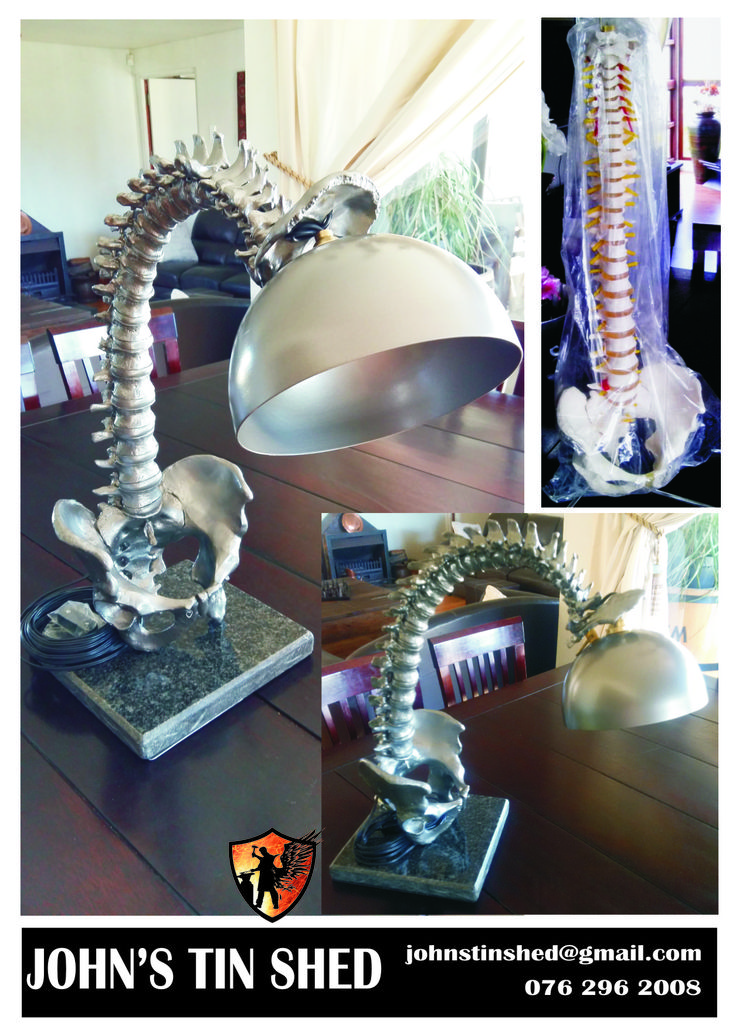 A congratulations gift for a chiropractor with a new practice - Thank you Lauren for the opportunity to make something so unique.